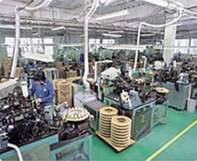Originally developed production line