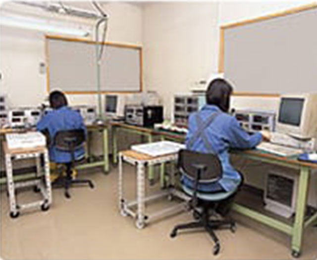 Severe sampling inspection system